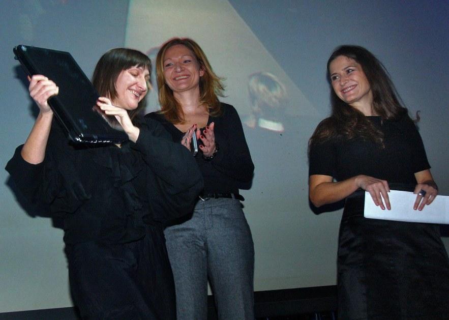 Tatjana Tatalović, dobitnica Elle Fashion Awards