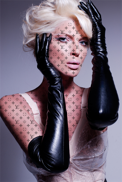 Jelena Karleuša by Louis Vuittone
