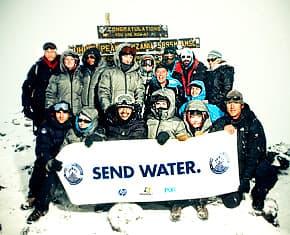 ekipa na kilimandzaru