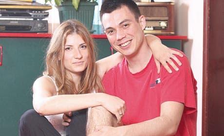 zelkjo vasic sa suprugom ivanom