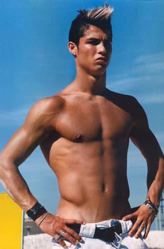 Ctrl + V..... Ronaldo