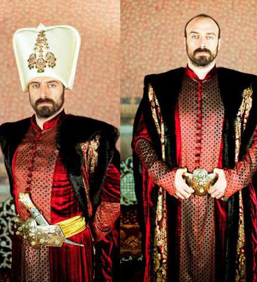 Halit kao Sulejman Veličanstveni!  Tračara