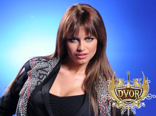 Manekenka Nina Vorkapić prva je večeras napustila Dvor.