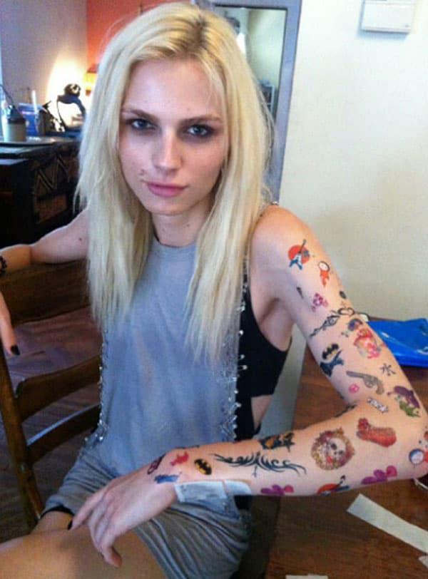 Andreja Pejic - Pictures, News, Information from the web