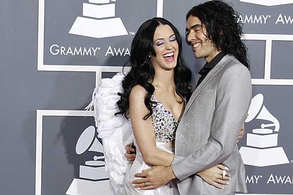 Russell Brand: Objaviću knjigu o Katy Perry!  Tračara