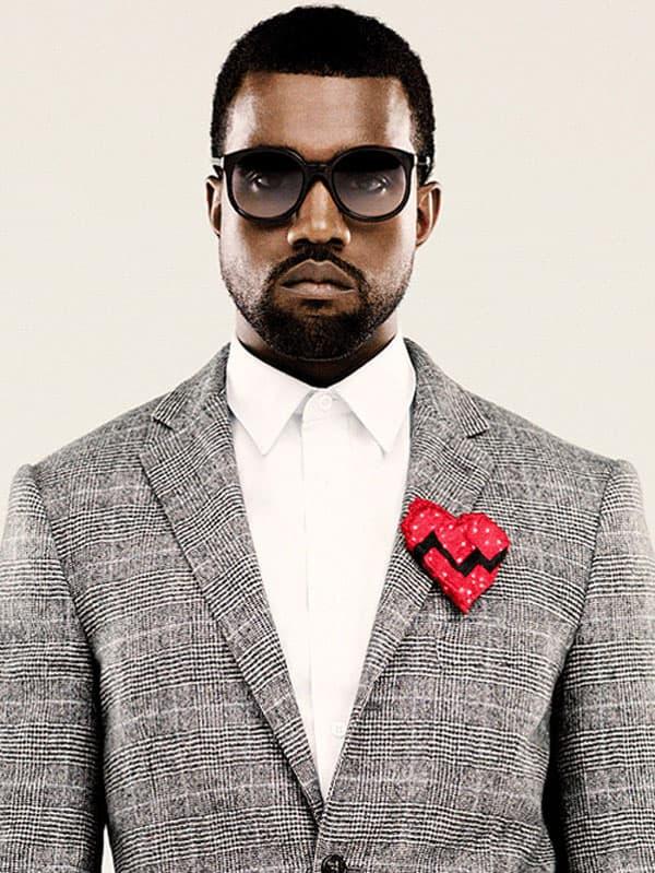 Kanye West - 500.000$
