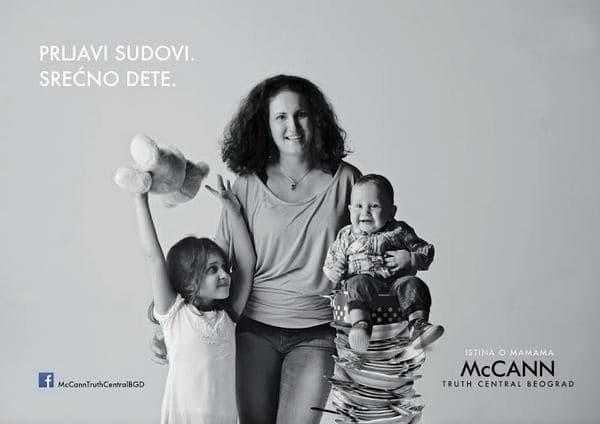"""""""McCann Truth Central Beograd"""" predstavio istraživanje o savremenoj srpskoj majci"""