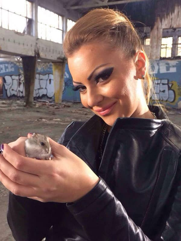 Ivana snimila spot