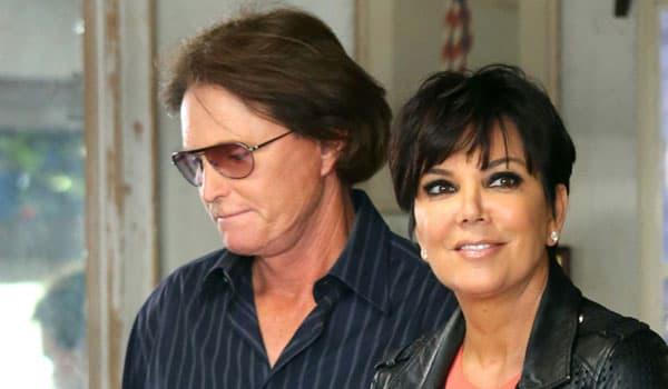 Bruce i Kris Jenner