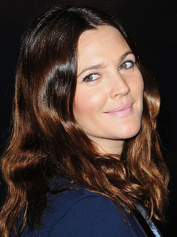 """""""Sreća je najbolja šminka koja za svaku ženu"""", poručuje glumica Drew Barrymore"""