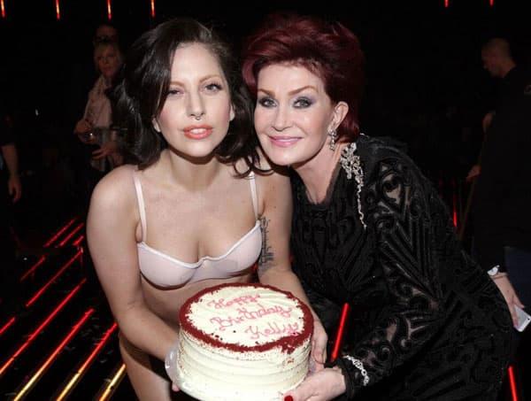 Bezuspešno pomirenje Lady Gage i Kelly Osbourne