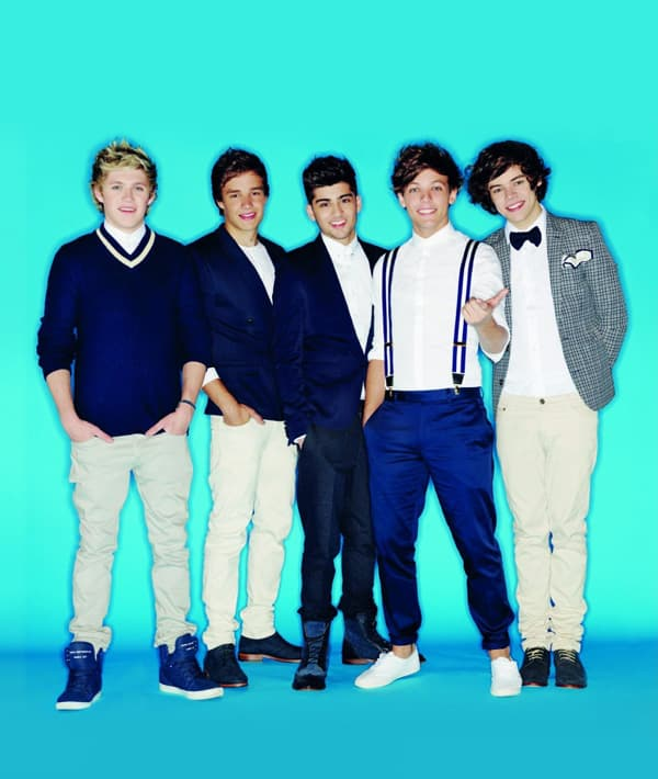One Direction - 500.000-750.000$