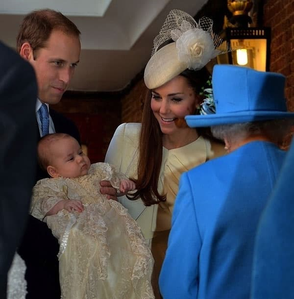 Princ George, sin princa Williama i Kate Middleton, rodio se 22. jula 2013.
