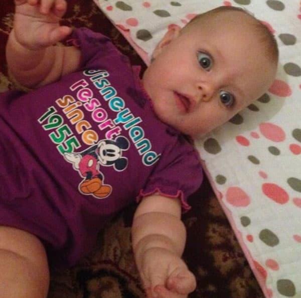 Rainbow Rotella, ćerka Holly Madison i Pasquale Rotella rodila se 5. marta 2013.