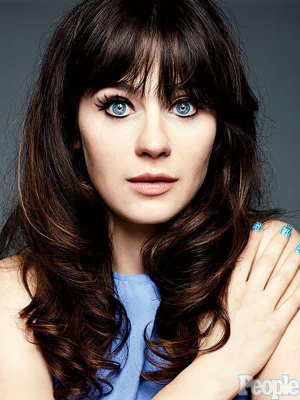33-ogodišnju Zooey Deschanel zavoleli smo zbog uloge u seriji 'New Girl'