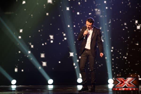 Atraktivni Makedonac Danijel Kajmakoski pevao je pesmu svog preminulog sunarodnika Tošeta Proeskog 'Čija si'