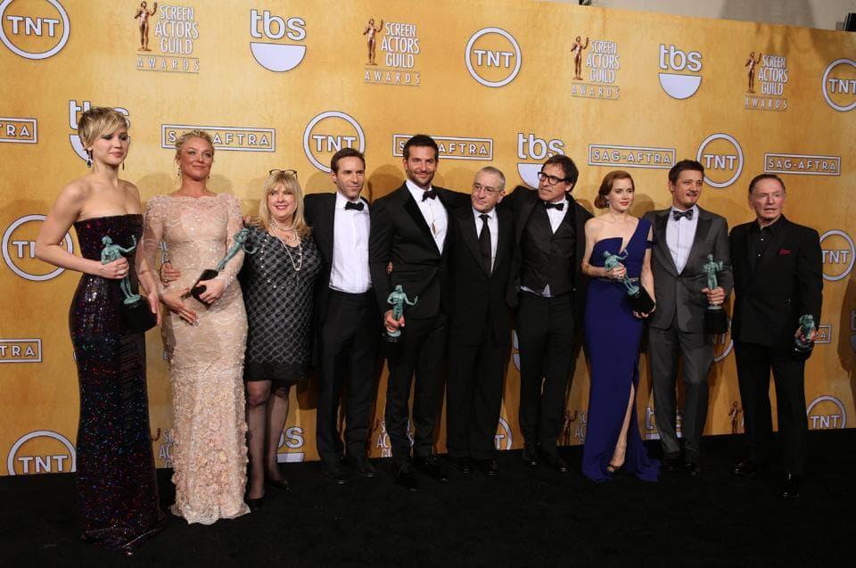 Ekipa filma Američka prevara