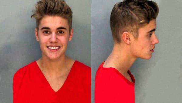 Bieber se sam predao policiji