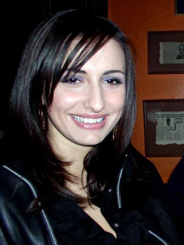 Emina pre 12 godina