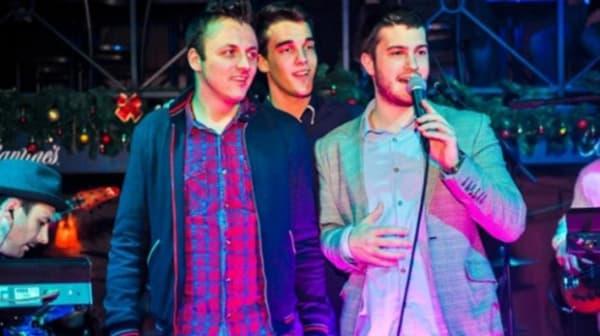 Daniel, Aleksa i Lukijan