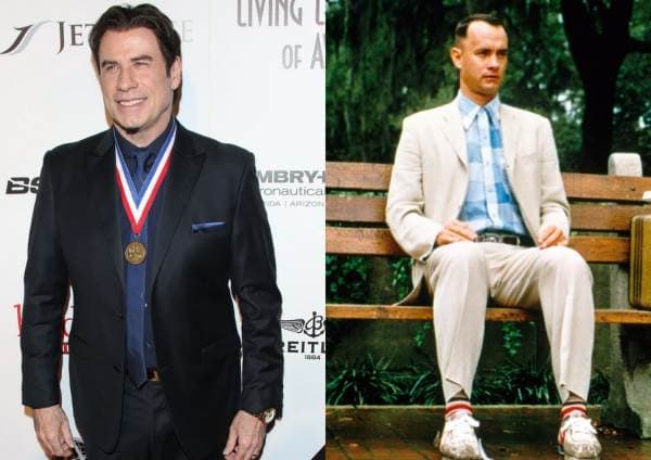 John Travolta i Tom Hanks