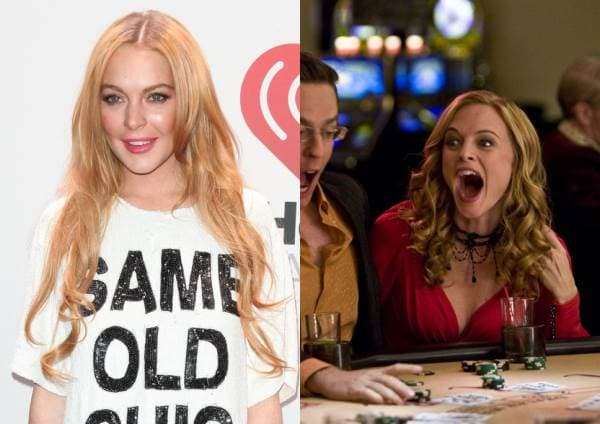 Lindsay Lohan i Heather-Graham