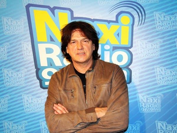 Zdravko Čolić na Naxi radiju 3