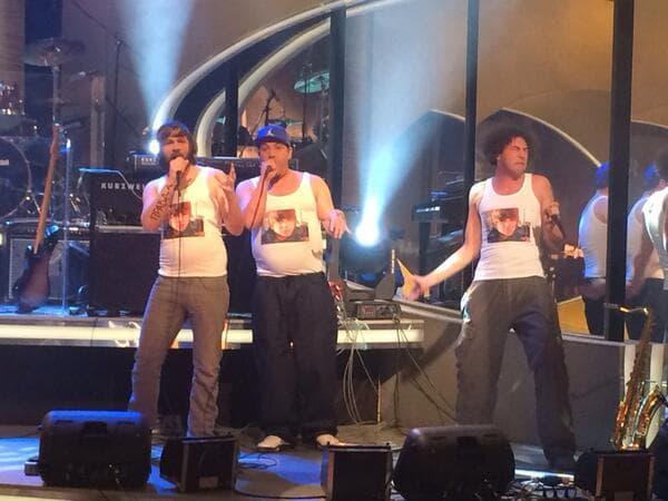 Bieber i na majicama