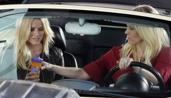 Reese Witherspoon i Chelsea Handler