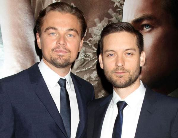 Leonardo DiCaprio i Tobey Maguire