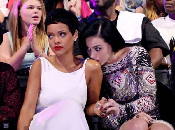 Rihanna i Katy Perry
