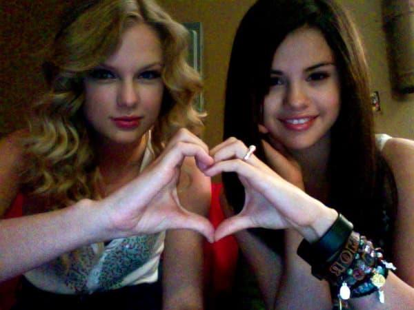 Taylor Swift i Selena Gomez