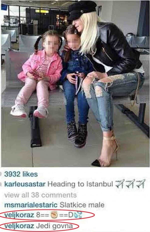 Jelena-Karleusa Instagram