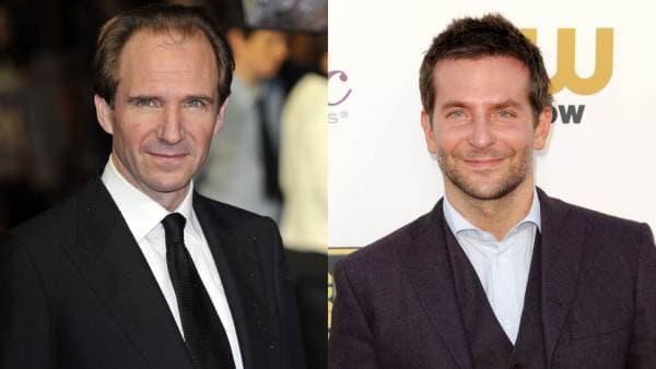 Ralph Fiennes i Bradley Cooper