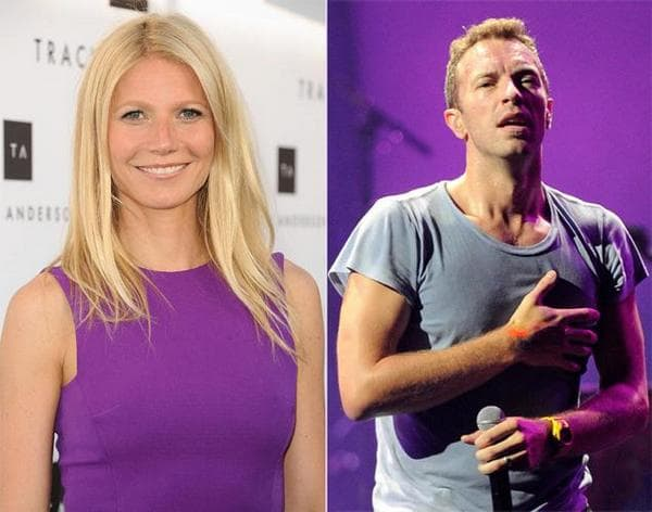 gwyneth chris martin