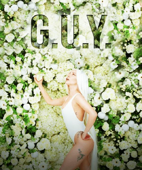 lady gaga guy