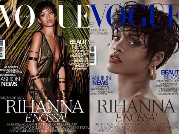 RIhanna-Vogue-Brazil-Covers