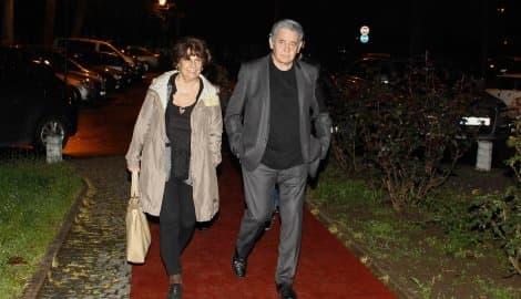 Željkovi roditelji: Vesna i Branislav Joksimović