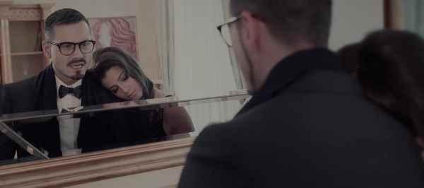 """Bojan Bijelić na snimanju spota """"Kad me ne bude"""""""