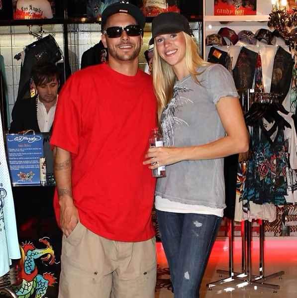 Kevin Federline i Victoria Prince