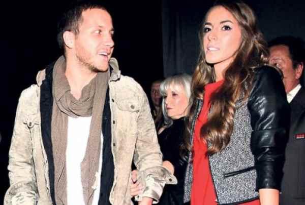 Saša i njegova devojka Jovana