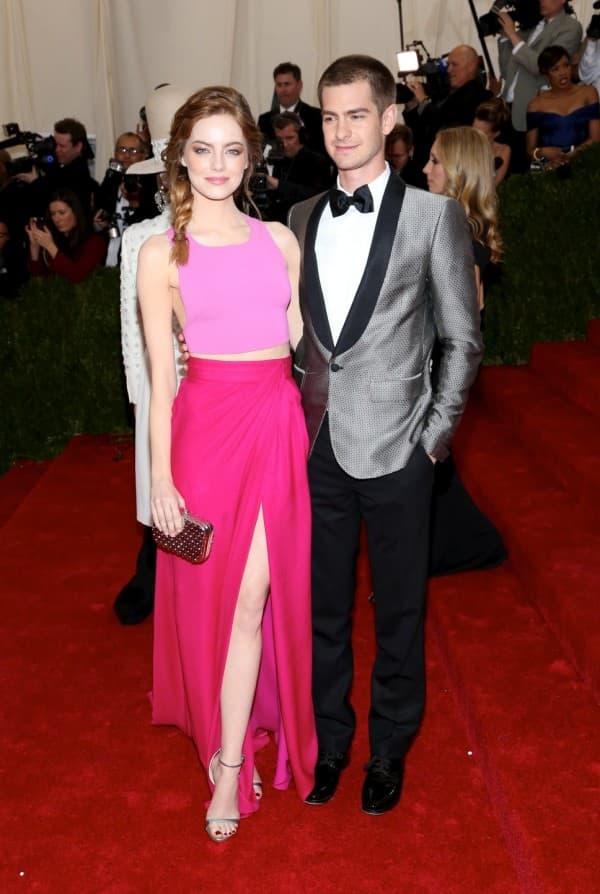 Emma Stone i Andrew Garfield