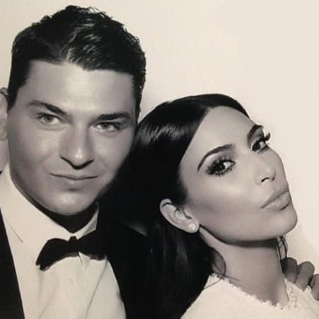 Kim Kardashian i Mario Dedivanović