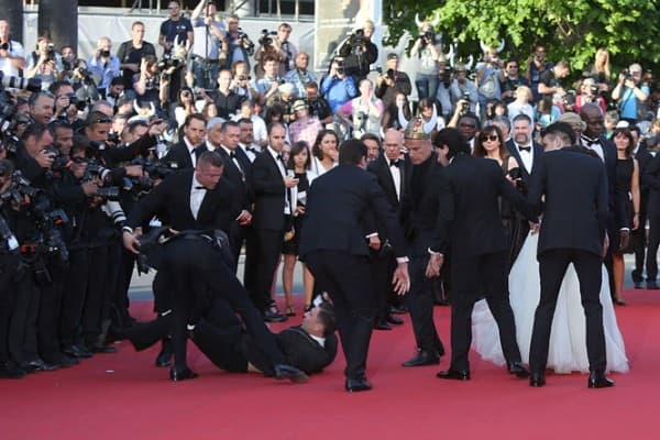 France Cannes How To Train Your Dragon 2 Red Carpet