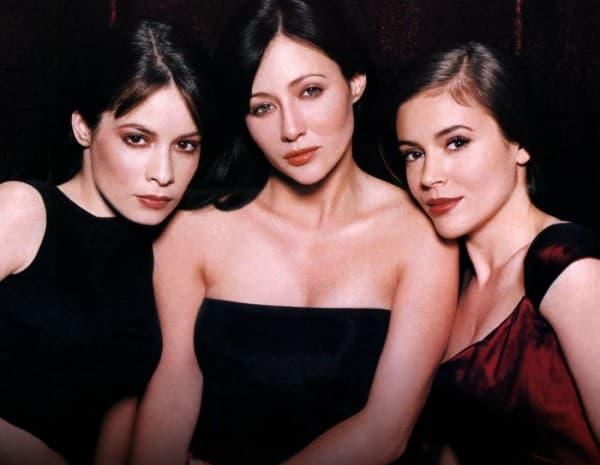 Originalna postavka serije: Holly, Shannen i Alyssa