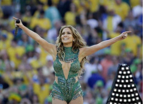 Nina Badrić je J.Lo? Samo kada bi se šalili :)