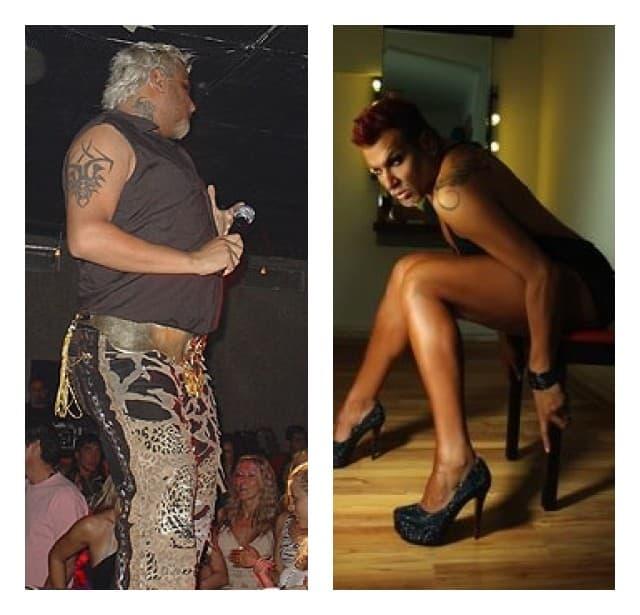 Najpoznatiji balkanski drag queen nekad i sad