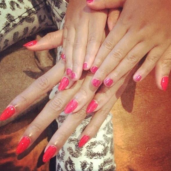 Kakva majka, takva ćerka: Beyonce je objavia sliku nalakiranih noktiju svoje ćerke Blue Ivy
