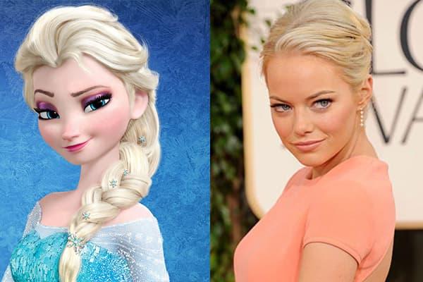 Elsa - Emma Stone