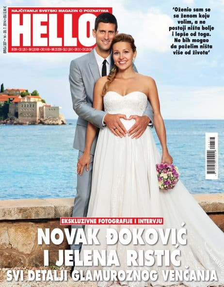 hello novak djokovic